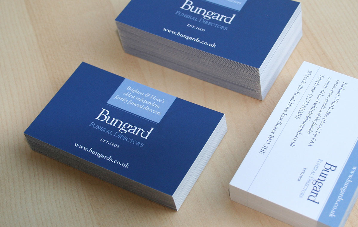 Funeral Director Business Cards Choice Image Business Card Template
